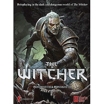 The Witcher RPG Core Rulebook Book