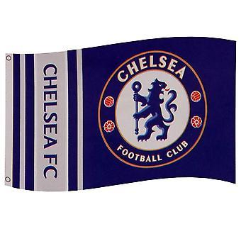 Chelsea FC Wordmark Raidat Lippu