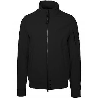 C.P. Company C.P. COMPANY Black Soft Shell Jacket