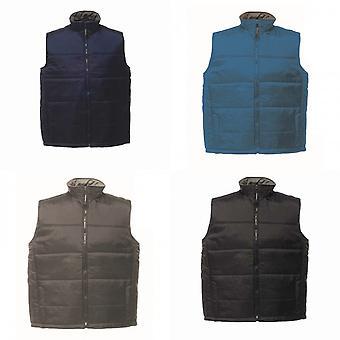 Regatta vaiheessa miesten pehmustettu Bodywarmer takit (Thermoguard eristys)