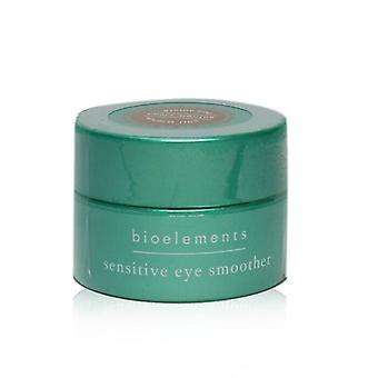Bioelementit Sensitive Eye Smoother - Kaikille ihotyypeille erityisen herkkä - 15ml / 0.5oz