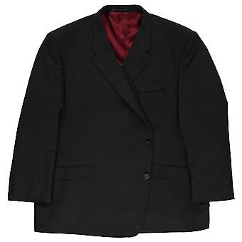 Jonathon Charles Mens Striped Mixzer Suit Top Blazer Jacket Stripe