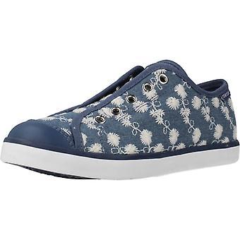 Chaussures Geox Jr Ciak Girl Couleur C4005