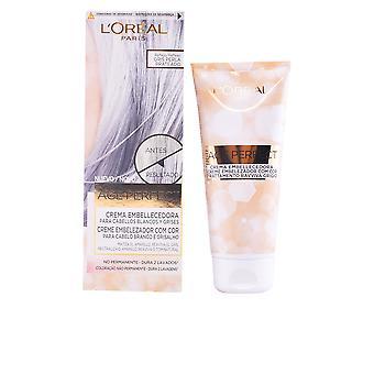 L'Oreal leeftijd Perfect Crema Embellecedora Con kleur #02-gris Perla make-up voor vrouwen