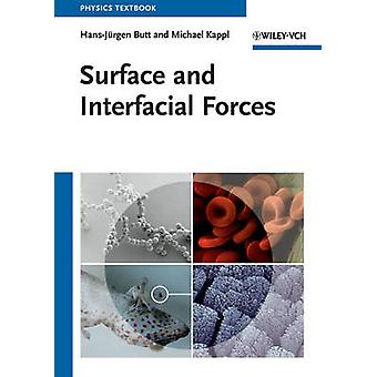 Surface and Interfacial Forces by Butt & H.J.