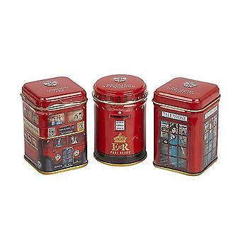 Best of britain tea selection mini tin gift pack