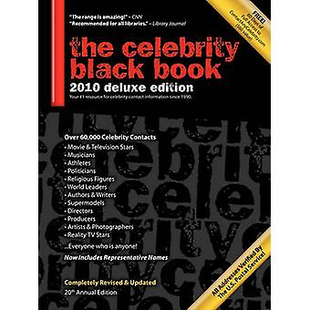 The Celebrity Black Book Over 60000 Accurate Celebrity Addresses for Autographs Charity Donations Signed Memorabilia Celebrity Endorsement by McAuley & Jordan