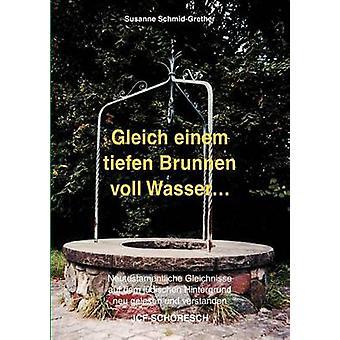 Gleich einem tiefen Brunnen voll Wasser ... by SchmidGrether & Susanne