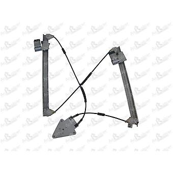 Front Left Electric Window Regulator (no motor) For SEAT LEON (1P1) 2005-2012