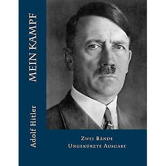 Mein Kampf by Adolf Hitler - 9781514209486 Book