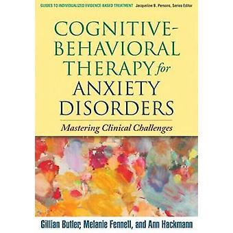 Kognitiv atferdsterapi for angstlidelser - Mastering Clinica