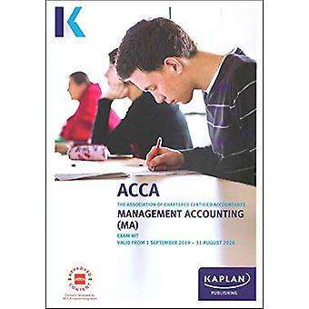 MANAGEMENT ACCOUNTING - EXAM KIT by KAPLAN PUBLISHING - 9781787404106