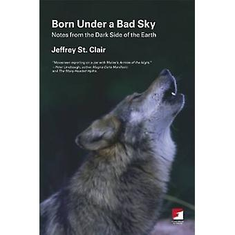 Born Under a Bad Sky - Notes from the Dark Side of the Earth by Jeffre