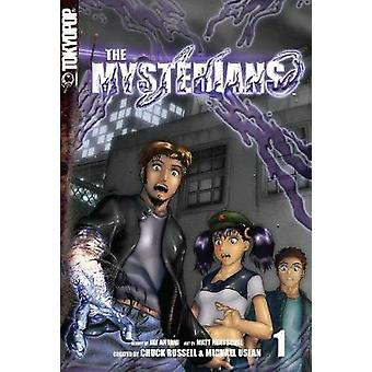 Mysterians Manga by Chuck Russell - 9781427810205 Book