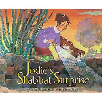 Jodie's Shabbat Surprise by Anna Levine - 9781467734660 Book