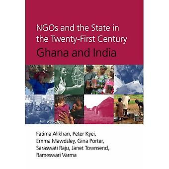 NGOs and the State in the� 21st Century: Ghana and India