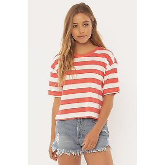Sisstrevolution nautical times s/s knit tee shirt