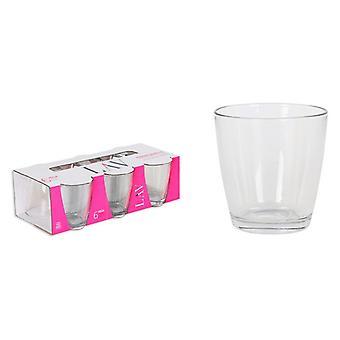 Pohárkészlet LAV Vega 270 ml Crystal (6-os csomag)