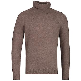 Samsoe & Samsoe Uer Chocolate Turtle Neck Sweater