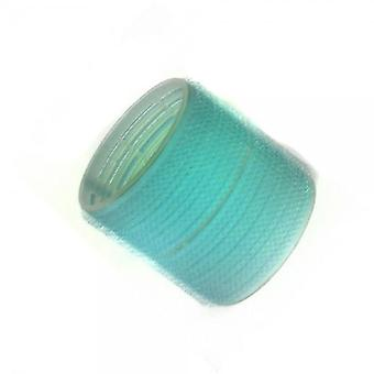Hair tools cling rollers jumbo light blue 56mm x6