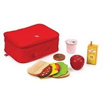 Hape Lunchbox instellen E3131