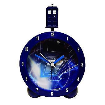 Doctor Who TARDIS Topper Alarm Clock