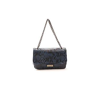 Pumpi Donatella Women's Blue Shoulder Bag