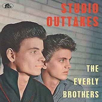 Studio Outtakes [CD] USA import