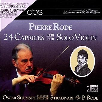 24 Caprices [CD] USA import