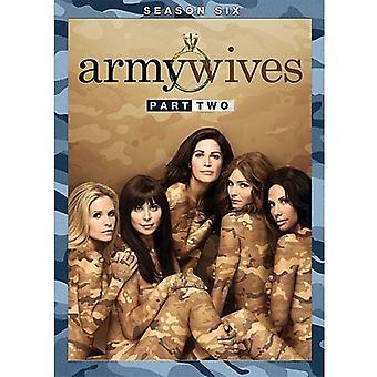 軍隊の妻: シーズン 6 Pt. 2 【 DVD 】 アメリカ輸入