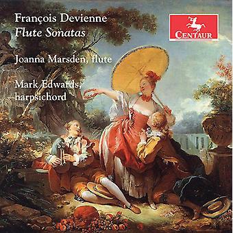 Flute Sonatas [CD] USA import