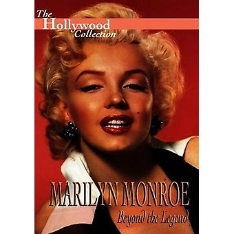 Marilyn Monroe - Beyond the Legend [DVD] USA import