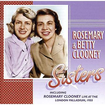 Rosemary Clooney & Betty - Sisters [CD] USA import