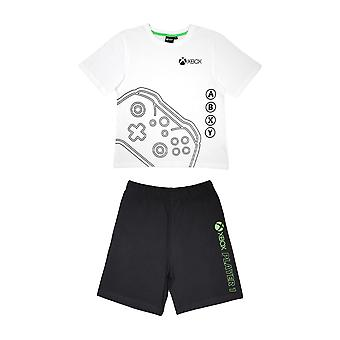 X-Box Player 1 Controller Boys Short PJ Set | Official Merchandise