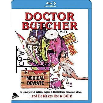 Dr Butcher Md / Zombie [Blu-ray] USA import