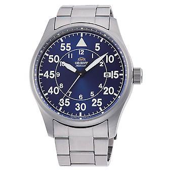 Orient Sports Watch RA-AC0H01L10B - Rostfritt stål Gents Automatisk analog