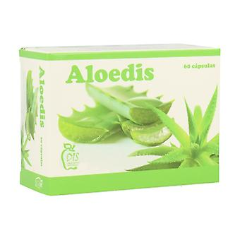 Aloedis 60 capsules of 500mg