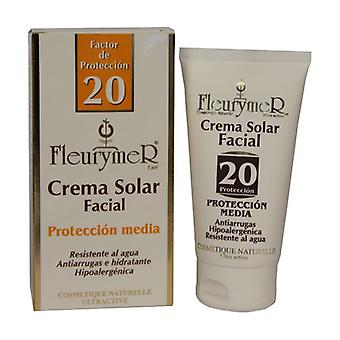 Facial Sun Cream Spf 20 80 ml