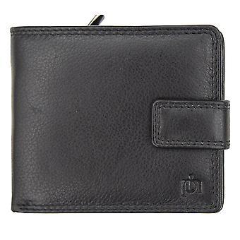 Primhide Mens Cuir RFID Blocage Portefeuille Gents Notecase Porte-carte 3144
