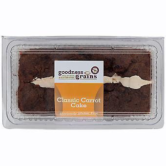Goodness Grains Frozen Gluten Free Carrot Cake