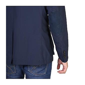 Hackett - Clothing - Jackets - HM402177_595 - Men - navy - M