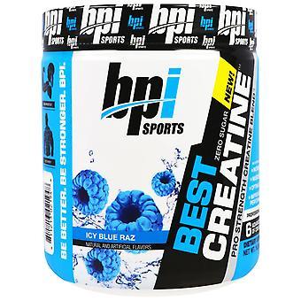 BPI Sports, Best Creatine, Icy Blue Raz, 10.58 oz (300 g)