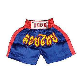 Kid Boxing Short Trunks Satin XS