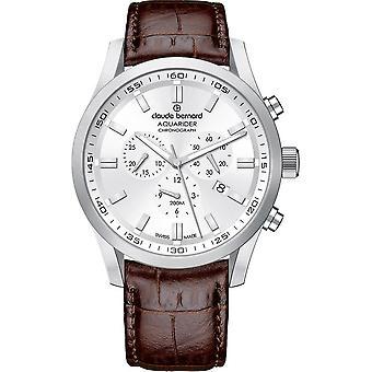 Claude Bernard - Wristwatch - Men - Aquarider - 10222 3C AIN