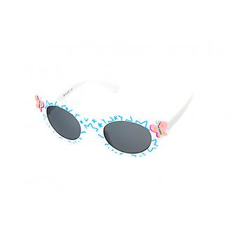 Sunglasses Girl Girl White/Blue (K-123)