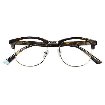 Óculos de leitura Unisex Berlin Brown espessura +1,00
