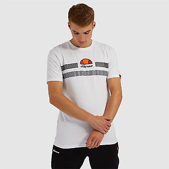 ellesse Glisenta T-Shirt - White