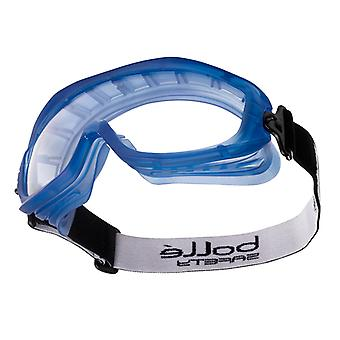 Bolle Safety Atom Safety Goggles Clear - Ventilated BOLATOAPSI