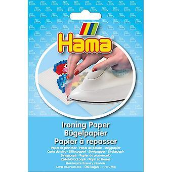 Hama Perlen Bügeln Papier 224