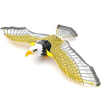 Electric Flying Birds Toy Hanging Wire Flapping Eagle Plastic Chrismas